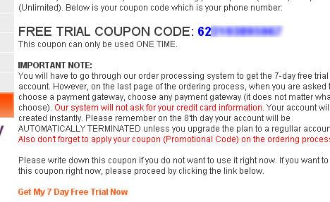Simpan coupon code ini